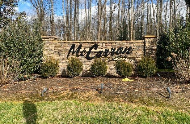 McCarron-Charlotte 28215