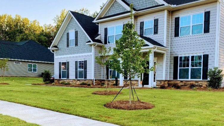 New Construction Lawn Care Charlotte