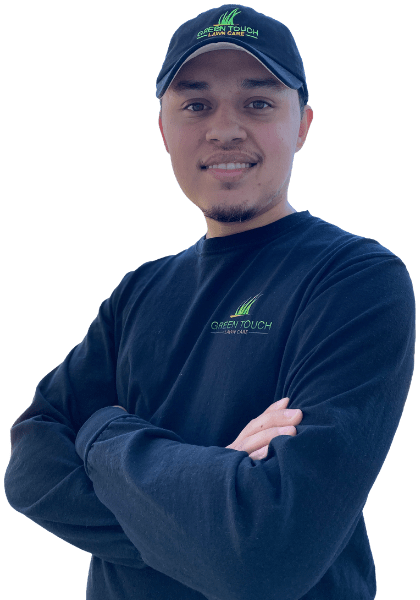 Santiago With Green Touch Lawn Care Charlotte